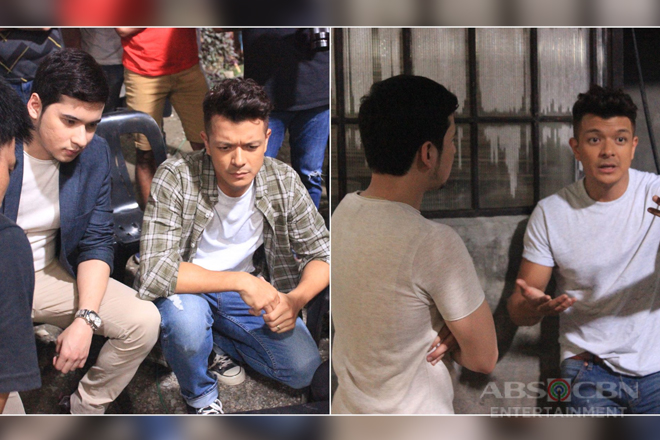 Behind-The-Scenes: Mga kaganapan sa #AngUnangHALIK