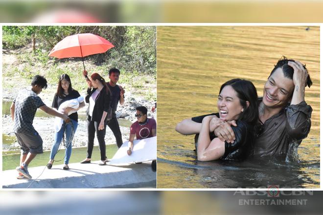 IN PHOTOS: Silipin ang mga kaganapan sa last taping day ng Halik