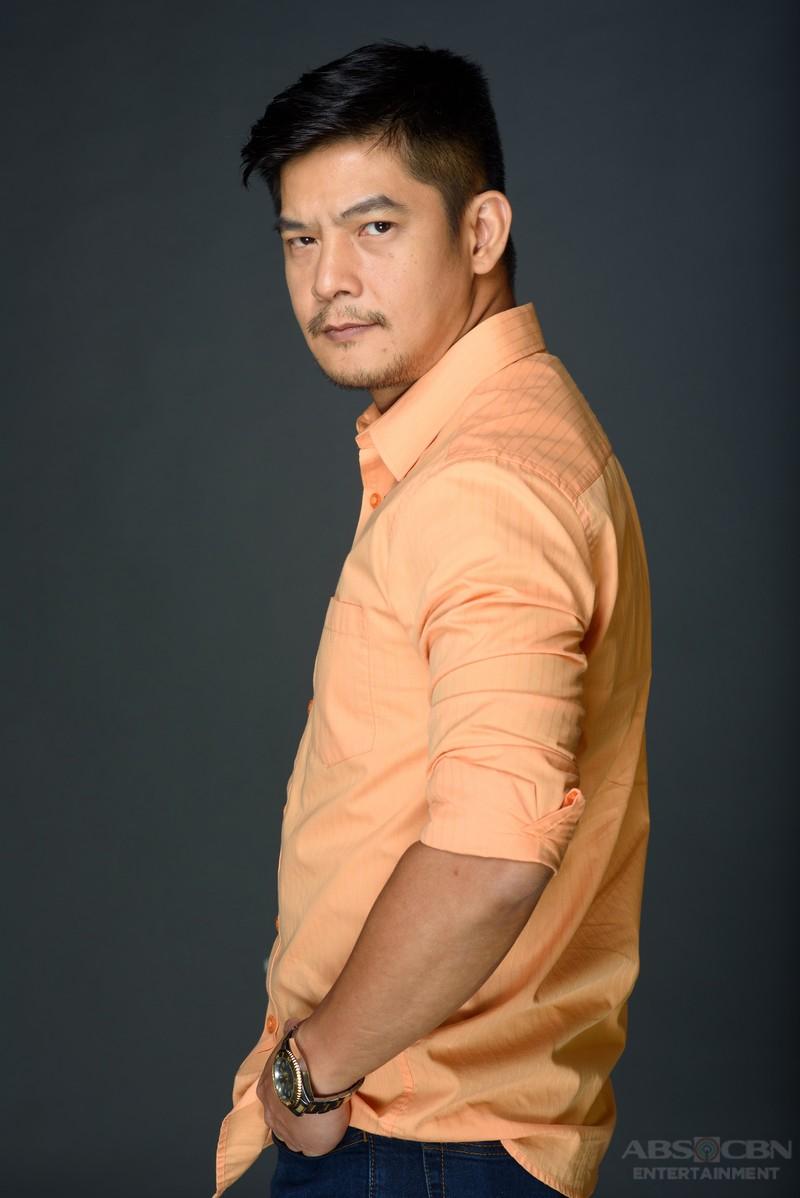 PICTORIAL PHOTOS: Romnick Sarmenta Bilang Si Mauro sa 'Halik'