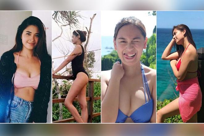 Face-off: Leading ladies of 'Halik' in their sexiest look