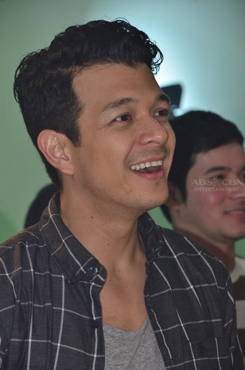 PHOTOS: Pasilip sa surprise birthday salubong ni Jericho Rosales sa set ng Halik!