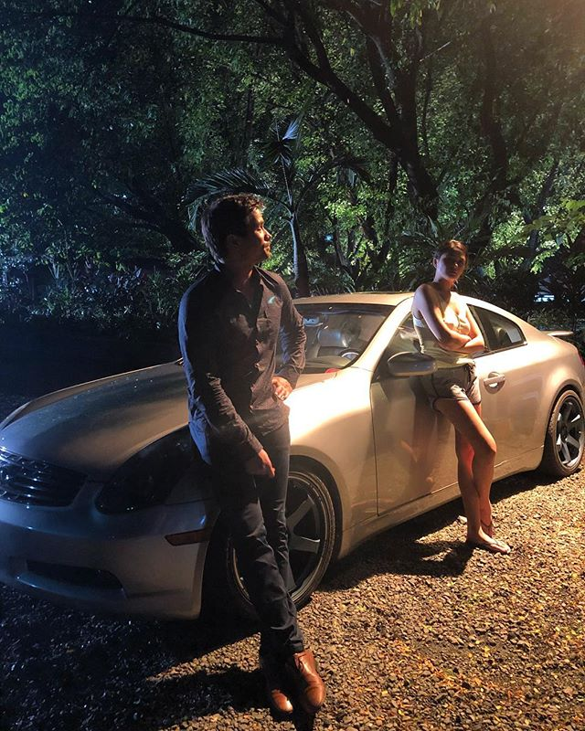 LOOK: What the cast of Halik do in between takes