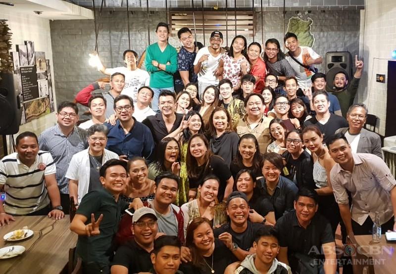 PHOTOS: Pasilip sa naganap na 'Halik' thanksgiving get-together