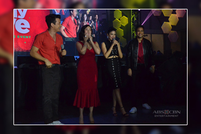 PHOTOS: Family Is Love: The ABS-CBN Christmas Trade Event with the stars of Halik