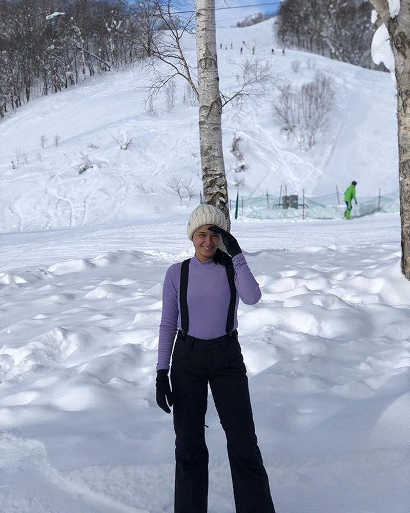 MAY FOREVER! 13 photos of 'Halik' star Yam Concepcion enjoying Christmas vacation with her loved ones!