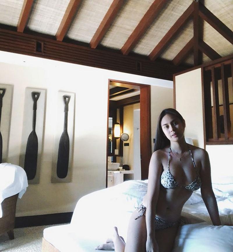 LOOK Jade! Kaya mo bang labanan ang mga sexy photos na ito ni Jacky?