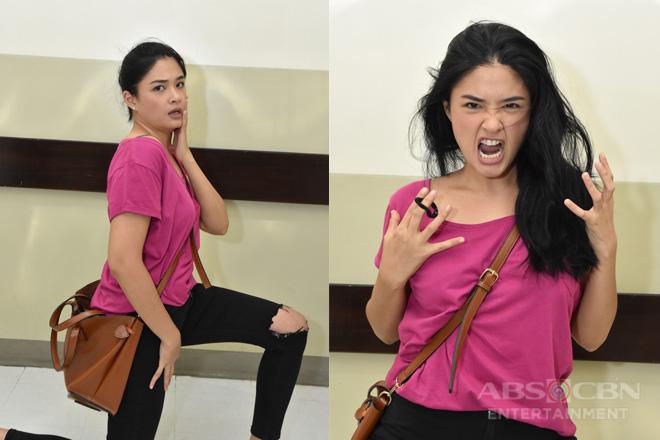 LOOK: Yam Concepcion's 'baliw baliwan ala Jade' poses