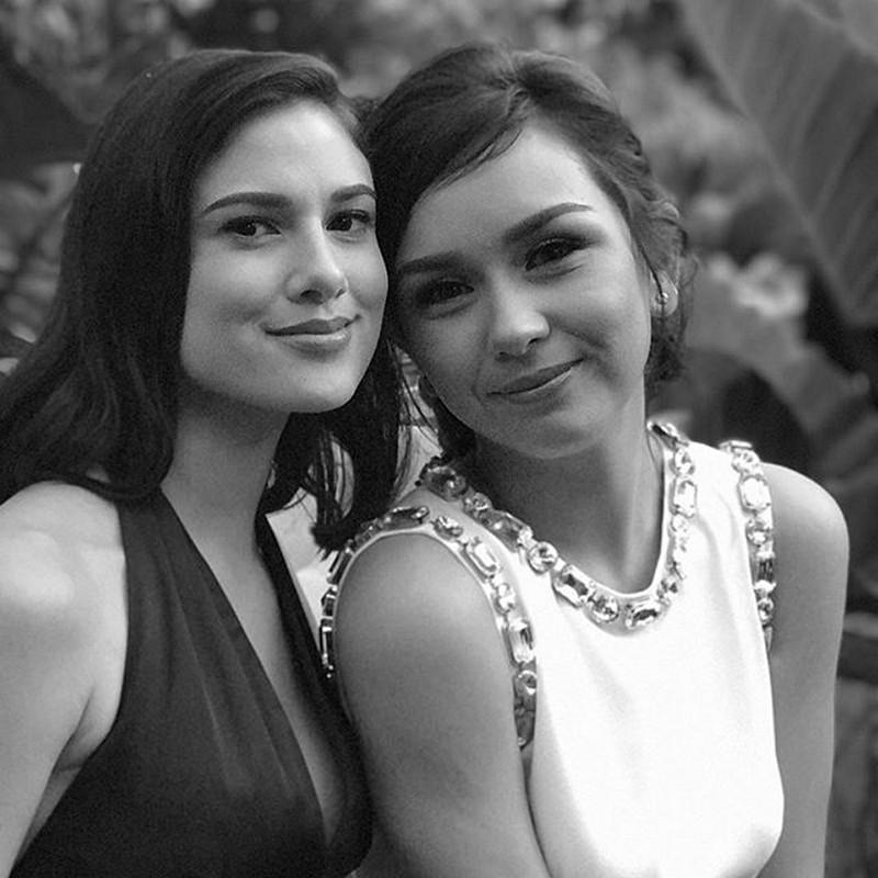 IN PHOTOS: Ang 'Walang halong showbiz' na pagkakaibigan nina Bianca King at Beauty Gonzalez