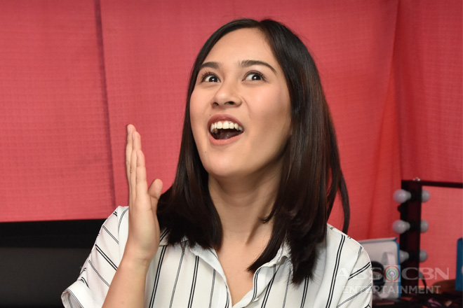 LOOK: Yen Santos aka Halik's Jacky goes seriously wacky