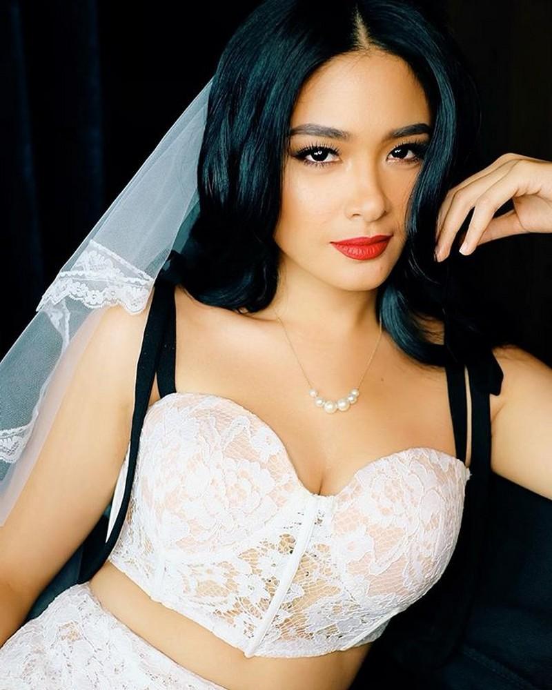 Mga nakakagigil na litrato ni Yam Concepcion bilang si Jade Bartolome ng 'Halik'