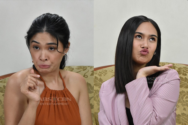 LOOK: How to pose ala Dalagang Pilipina according to Yen and Yam