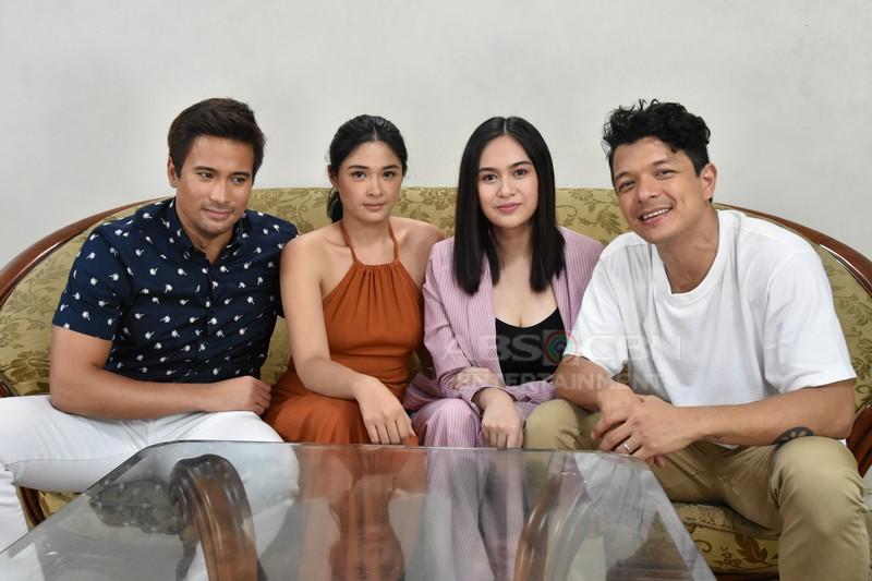 CAPTURED ON CAM: Kulitan moments sa set ng Halik