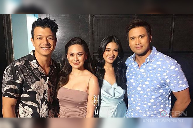 PHOTOS: Halik's Farewell Kiss on ASAP Natin 'To