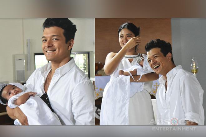 Behind-The-Scenes: Pasilip sa ginawang paghahanda sa binyag ng anak nina Lino at Jade sa Halik