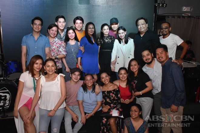 IN PHOTOS: Pasilip sa masayang finale at thanksgiving party ng HALIK