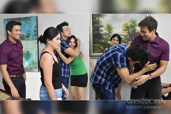 Behind-The-Scenes: Mga kaganapan sa #ImbyernangHalik