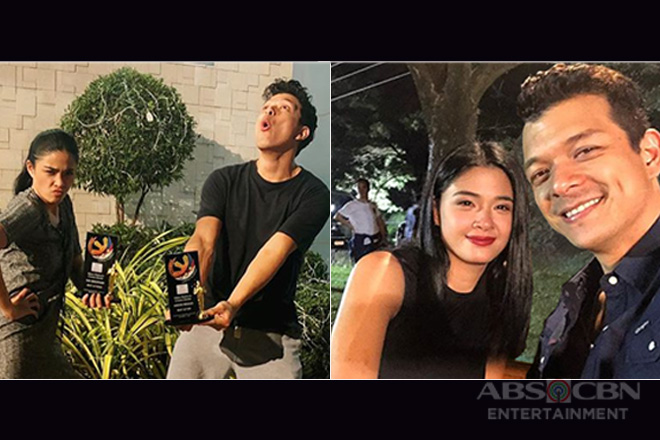 Off camera: Lino and Jade's fun times on set of Halik