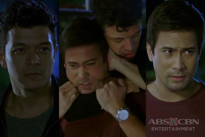 WATCH: Ang matinding bugbugan nina Ace at Lino sa 'Halik'