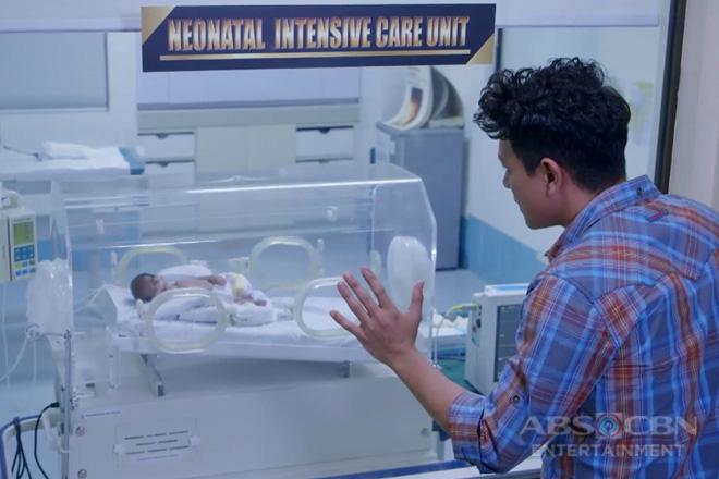 Halik: Lino, nag-alala sa kalagayan ng kanyang anak