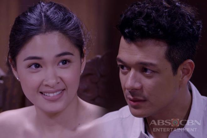 Halik: Jade at Lino, pinag-usapan ang binyag ng kanilang anak