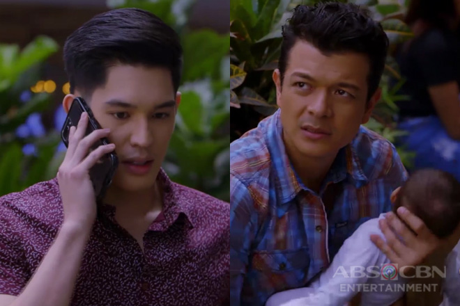 Halik Recap: Gio helps Lino reunite with CJ