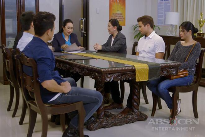 Halik: Lino, hinarap si Ace at Jade kasama ang kanilang mga abogado