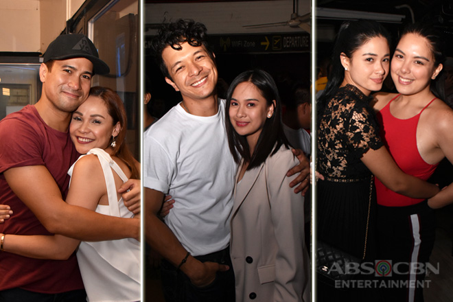 """WATCH: Halik Finale Viewing Party Highlights"""